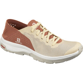 Salomon Tech Lite Sko Herrer, beige/orange
